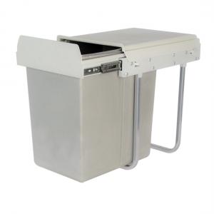سطل زباله داخل کابینت تک بزرگ سی متال در فروشگاه اینترنتی تجهیزیراق