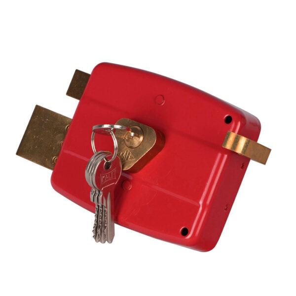 قفل درب حیاط