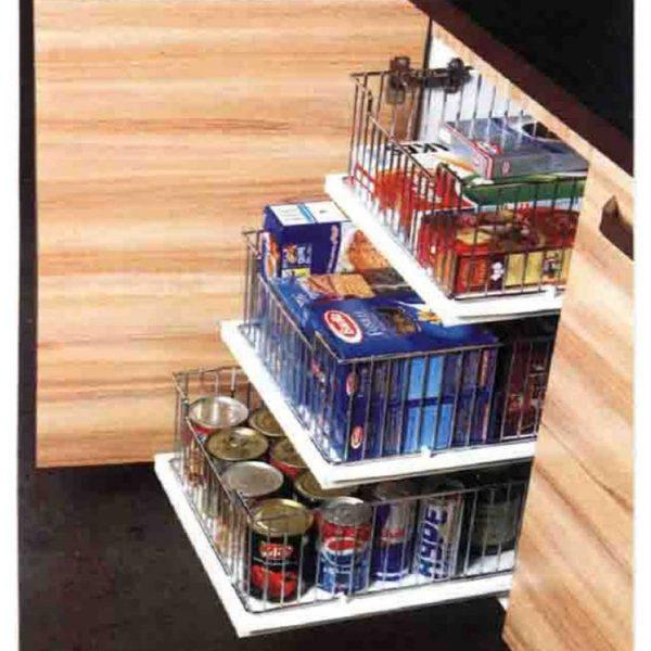 سبد ریلی چند منظوره یونیت 60 سانت فراسازان در فروشگاه اینترنتی تجهیزیراق