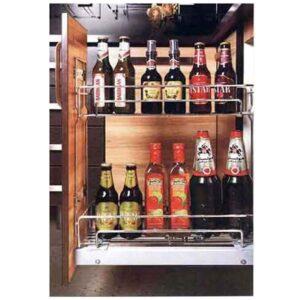 سبد ریلی جا بطری ریل از کف یونیت 30 سانت فراسازان در فروشگاه اینترنتی تجهیزیراق