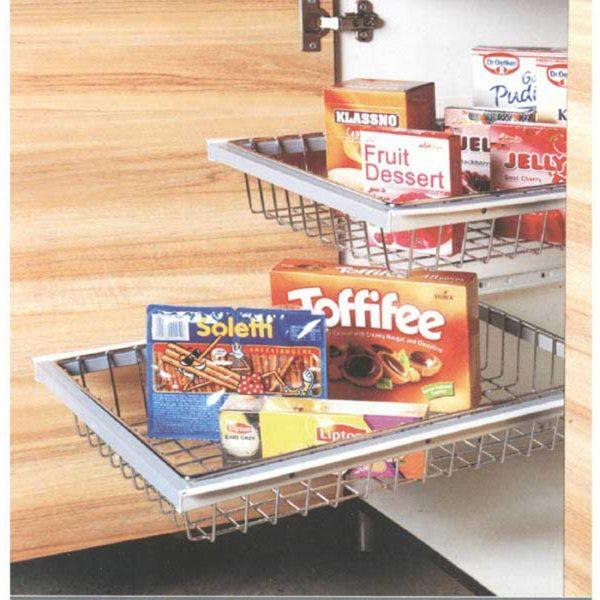 سبد ریلی کف توری ایرانی یونیت 35 دو طبقه فراسازان در فروشگاه اینترنتی تجهیزیراق