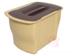 سطل زباله کوچک روی درب کابینت-تجهیزیراق