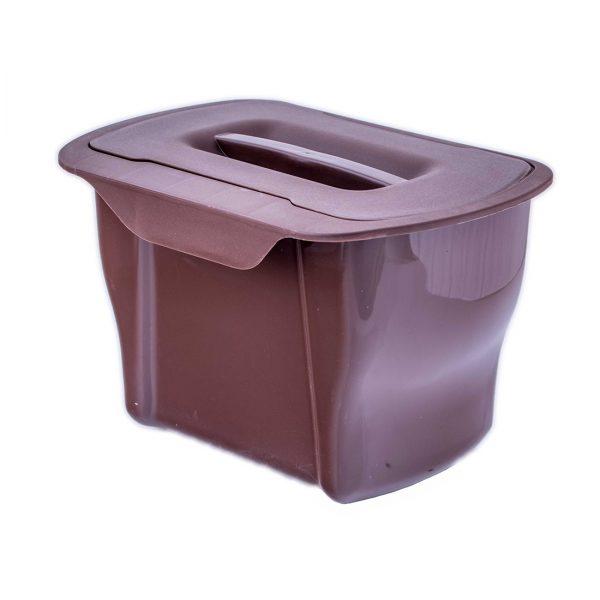 سطل زباله رو دری | تجهیز یراق