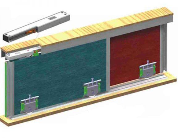 مکانیزم درب کشویی در فروشگاه اینترنتی تجهیزیراق SFT 005