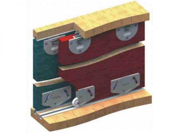 مکانیزم درب کشویی در فروشگاه اینترنتی تجهیزیراق SKM 15