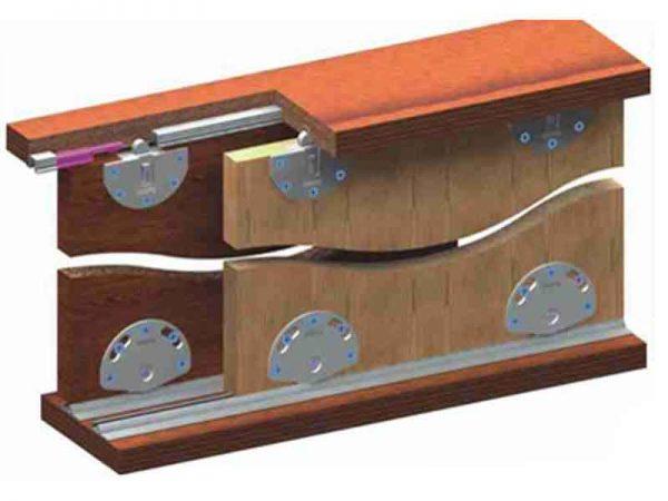 مکانیزم درب کشویی در فروشگاه اینترنتی تجهیزیراق SKM 45