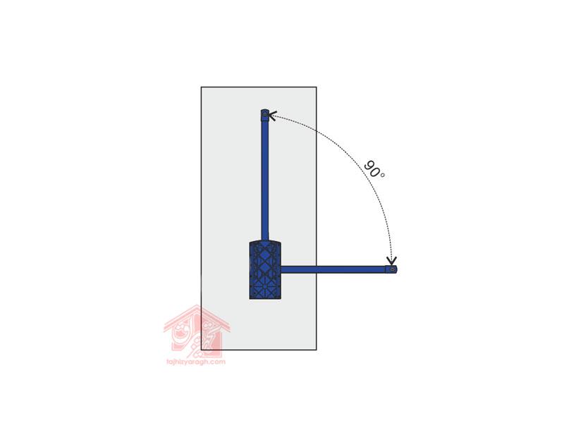 رگال آسانسوری لباس یونی هوپر مدل 2101