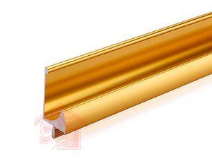 دستگیره شاخه ای شیارخور ملونی طلایی-تجهیزیراق