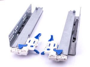 ریل تاندم فشاری (تاچ) فول سه بعدی یونی هوپر سایز 45 سانتی متر در فروشگاه اینتنرنتی تجهیزیراق