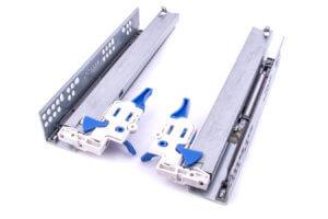 ریل تاندم فول آرام بند سه بعدی یونی هوپر سایز 40 سانتی متر در فروشگاه اینترنتی تجهیزیراق