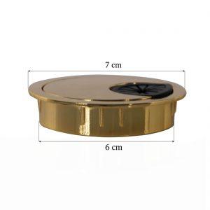 جا کابلی فلزی ملونی مدل P1017-60 در فروشگاه اینترنتی تجهیزیراق