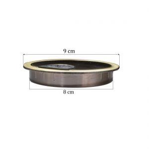 جا کابلی فلزی ملونی مدل P1017-80 در فروشگاه اینترنتی تجهیزیراق