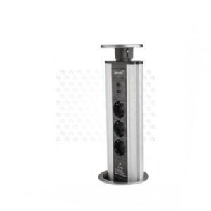 پریز توکار ملونی مدل L1008 در فروشگاه اینترنتی تجهیزیراق
