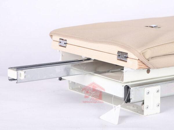 میز اتوی ریلی تاشو ملونی مدل 8007