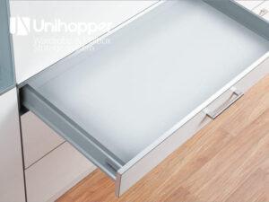 ریل کشو تاندم باکس کوتاه یونی هوپر سایز 30 سانت