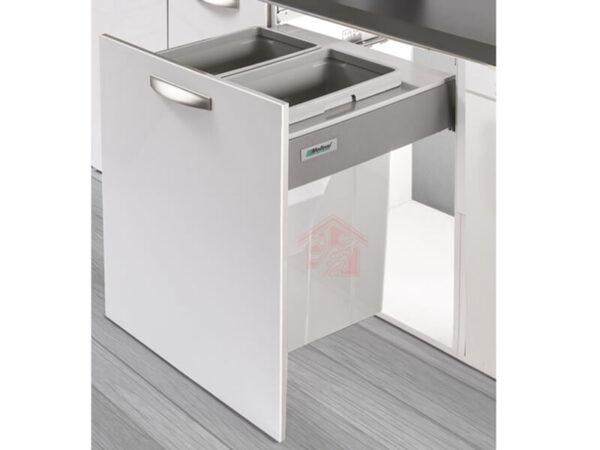 سطل-زباله-توکار-آرام-بند-ملونی-مدل-۹۰۰۶-تجهیز-یراق