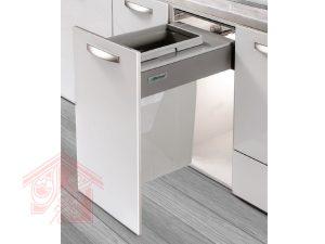 سطل-زباله-تو-کابینتی-تک-قلو-آرام-بند-ملونی-مدل-۹۰۰۵-تجهیزیراق