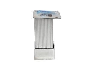 پایه 10 سانت آلمینیومی نقره ای در فروشگاه اینترنتی تجهیزیراق
