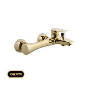 شیر حمام اوج مدل دنیل طلایی در فروشگاه اینترنتی تجهیزیراق