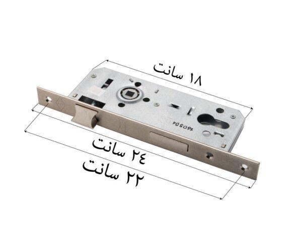 قفل درب سوئیچی 6.5سانت کالی در فروشگاه اینترنتی تجهیزیراقر