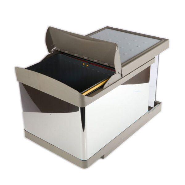 سطل زباله دوقلو ایتالیایی در فروشگاه اینترنتی تجهیزیراق