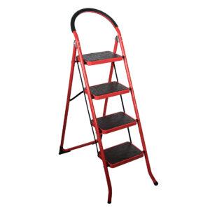 نردبان 4 پله ایران پایه در فروشگاه تجهیزیراق