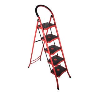 نردبان 5 پله ایران پایه در فروشگاه تجهیزیراق