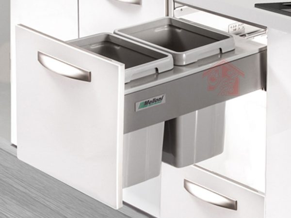 ابعاد-یونیت-سطل-زباله-کابینتی-کشویی-ملونی-تجهیز-یراق