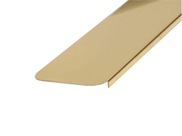 بغل صفحه 5 سانت طلایی از نمای 45 درجه