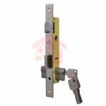 قفل سوئیچی درب آهنی 3.5 سانت دلتا4-تجهیزیراق