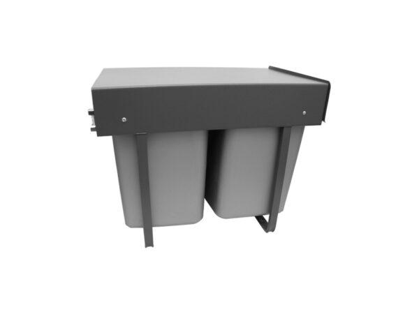 سطل زباله داخل کابینت 36 لیتری
