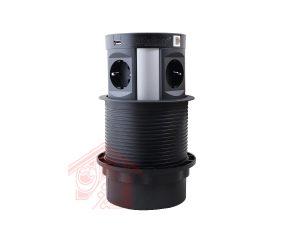 پریز-توکار-آسانسوری-ملونی-مدل-10026-تجهیزیراق