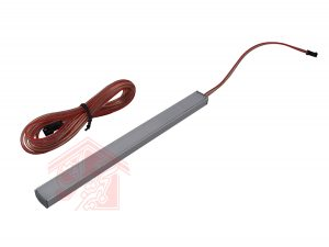 چراغ ال ای دی خطی توکار-تجهیزیراق