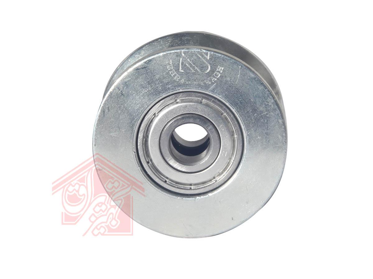 چرخ های زیر درب کشویی نبشی خور2-تجهیزیراق