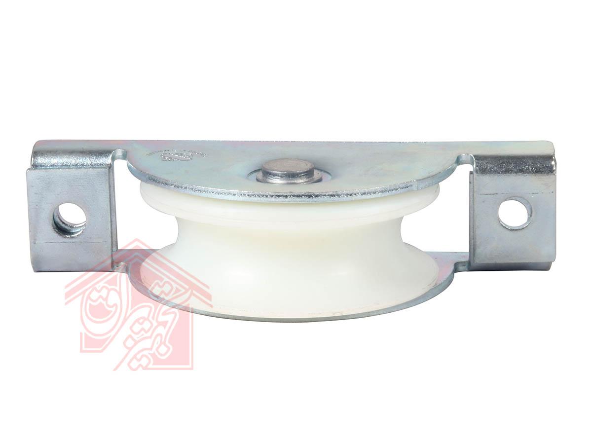 چرخ های زیر دری کاوردار پلی آمید4-تجهیزیراق