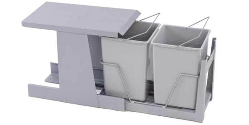 سطل زباله توکار_تجهیز یراق
