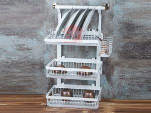 آبچکان آویز سه طبقه ـ تجهیز یراق