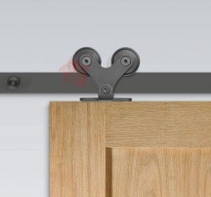 نمونه نصب شده مکانیزم درب اتاق مدل 210-R
