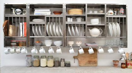 چگونه وسیال آشپزخانه را بچینیم؟